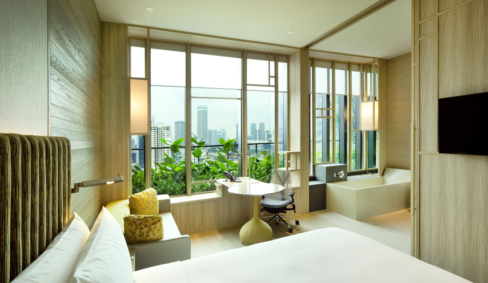 Luxury Hotel Park Royal Singapore 7 luxury hotel Park Royal Hotel: the luxury hotel you can't miss in your bucket list Luxury Hotel Park Royal Singapore 7
