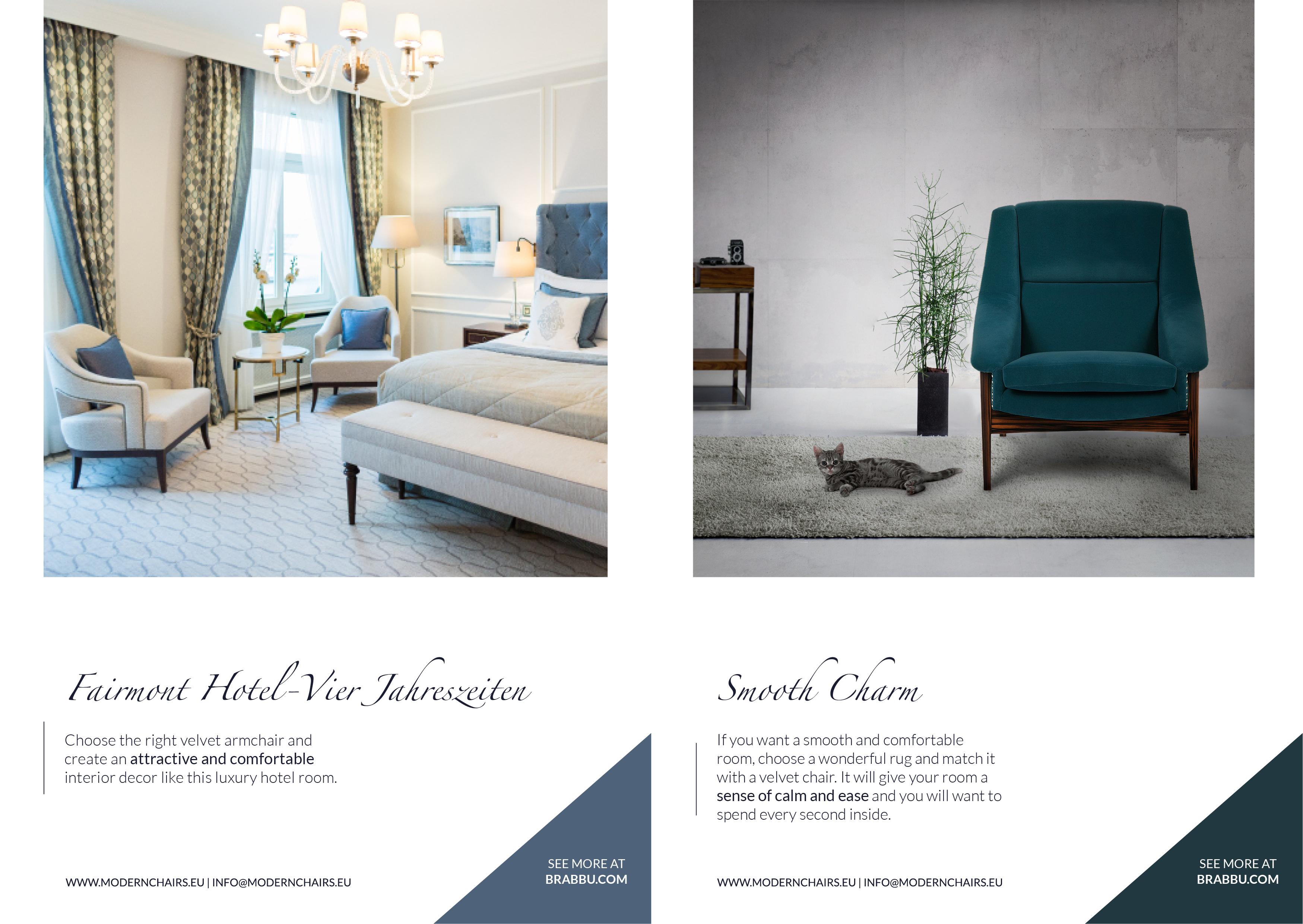 how to choose the right velvet chairs 2 velvet chairs How to choose the right velvet chairs – a luxury style ebook how to choose the right velvet chair 2