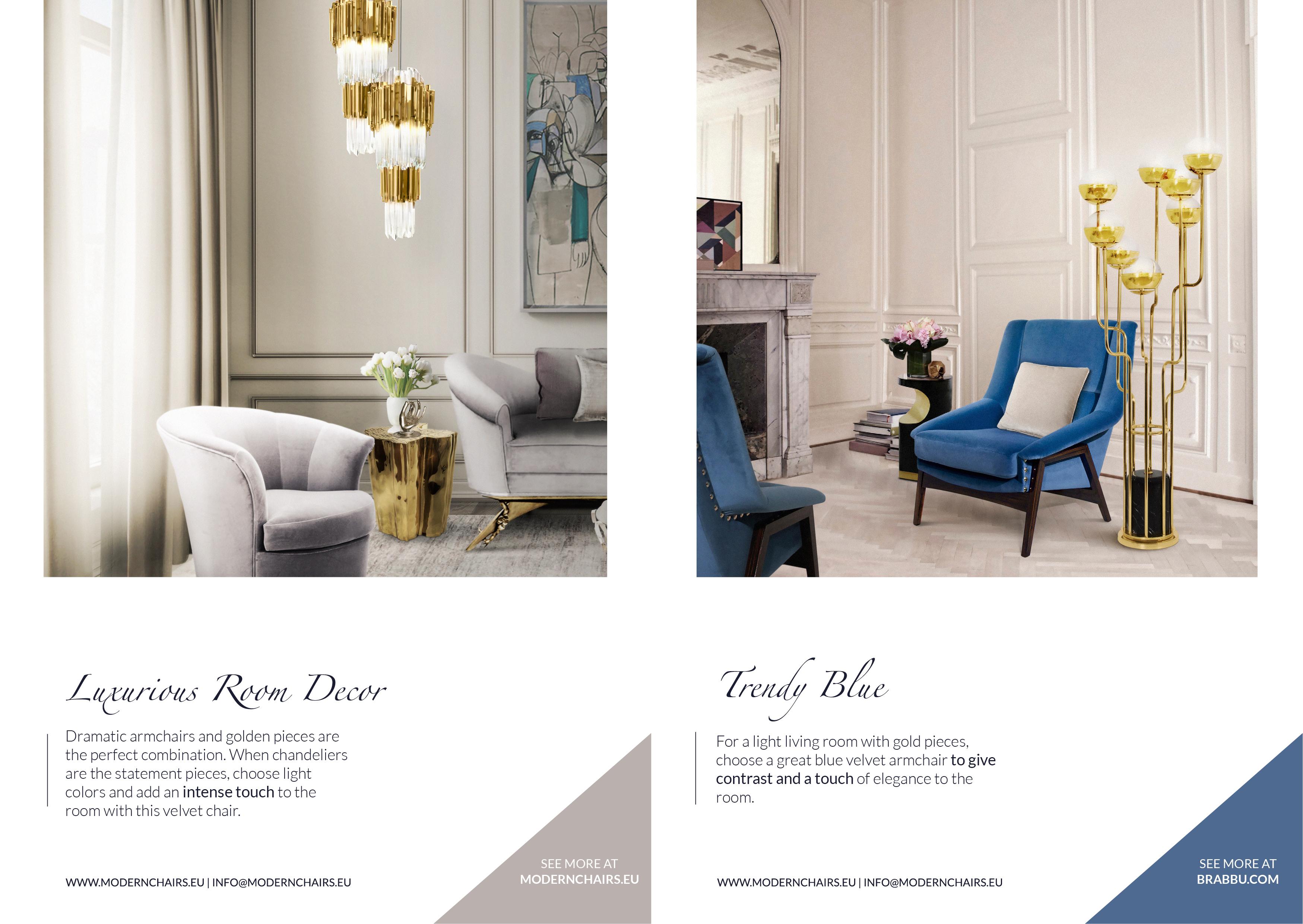 how to choose the right velvet chairs 3 velvet chairs How to choose the right velvet chairs – a luxury style ebook how to choose the right velvet chair 3