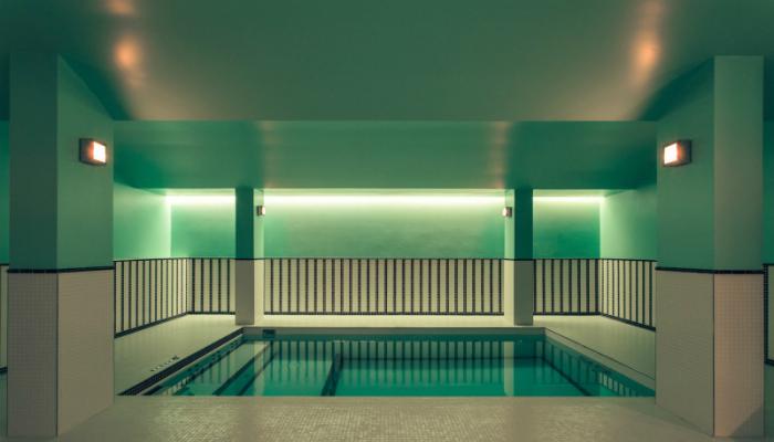Art Deco art deco Discover the Art Deco design of the Hotel Saint-Marc Art Deco