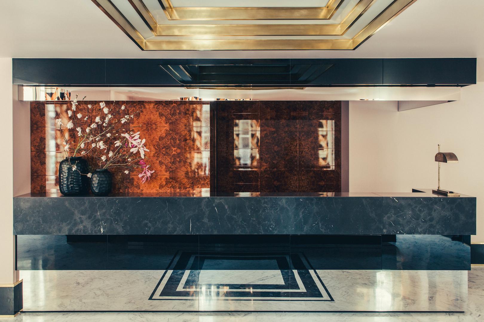 Boutique Hotel art deco Discover the Art Deco design of the Hotel Saint-Marc Boutique Hotel