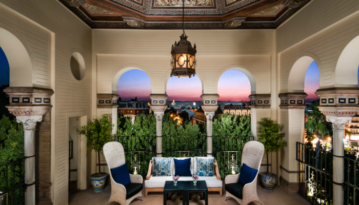 Hotel Alfonso XIII The most Iconic Hotel of Seville iconic hotel Hotel Alfonso XIII: The most Iconic Hotel of Seville was renovated Hotel Alfonso XIII The most Iconic Hotel of Seville 1