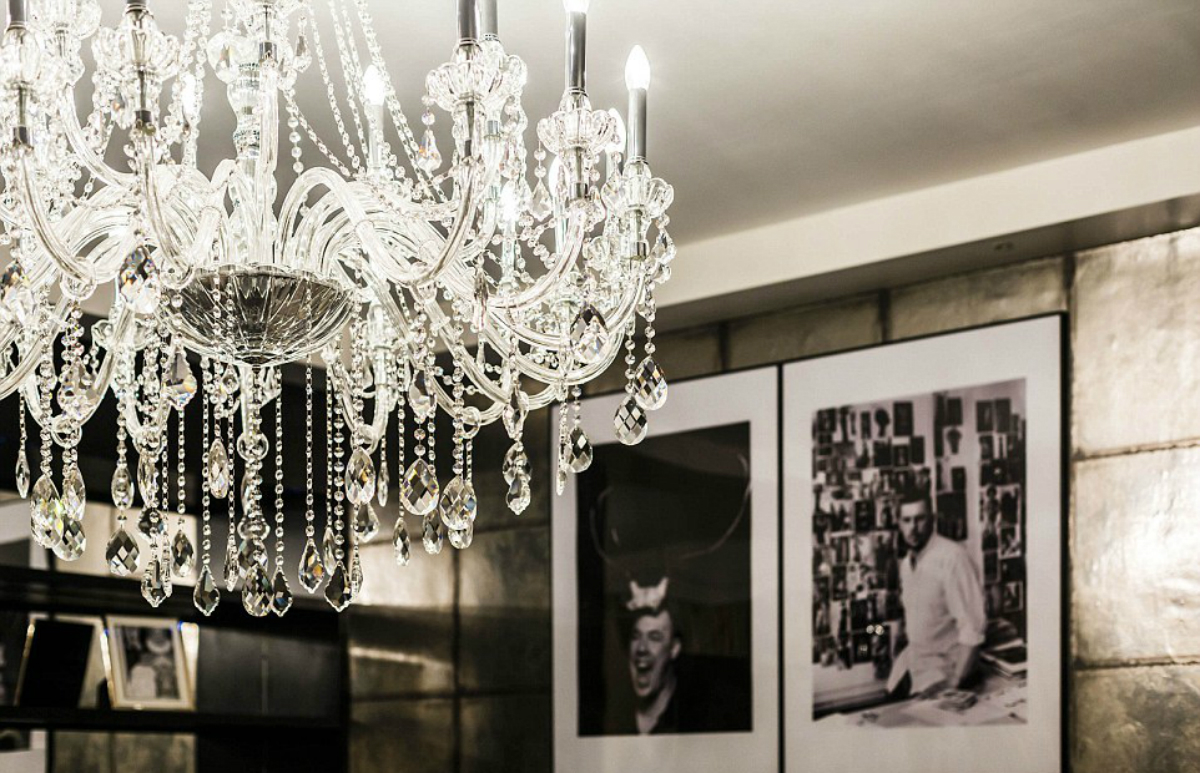 Peek Inside Alexander McQueen Mayfair Home