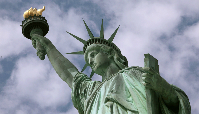 Statue of Liberty inspires Luxxu for new lighting design - Liberty lighting design Statue of Liberty inspires Luxxu for new lighting design Statue of Liberty inspires Luxxu for new lighting design Liberty