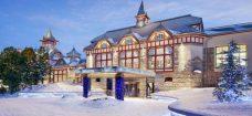 The Grand Hotel Kempinski will turn winter holidays into a fairy tale - Mountain Retreat