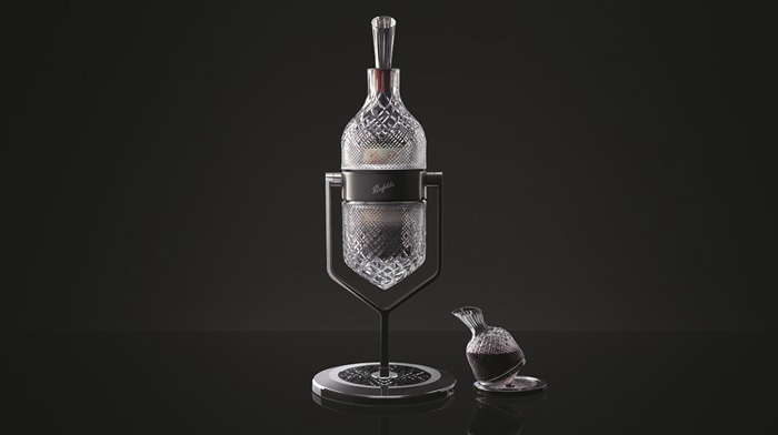 This Penfolds bespoke crystal decanter will make your wine taste better bespoke The Penfolds bespoke crystal decanter will make your wine taste better This Penfolds bespoke crystal decanter will make your wine taste better