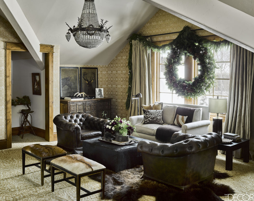 Ken Fulk ken fulk designs cozy montana guesthouse the ultimate winter getaway