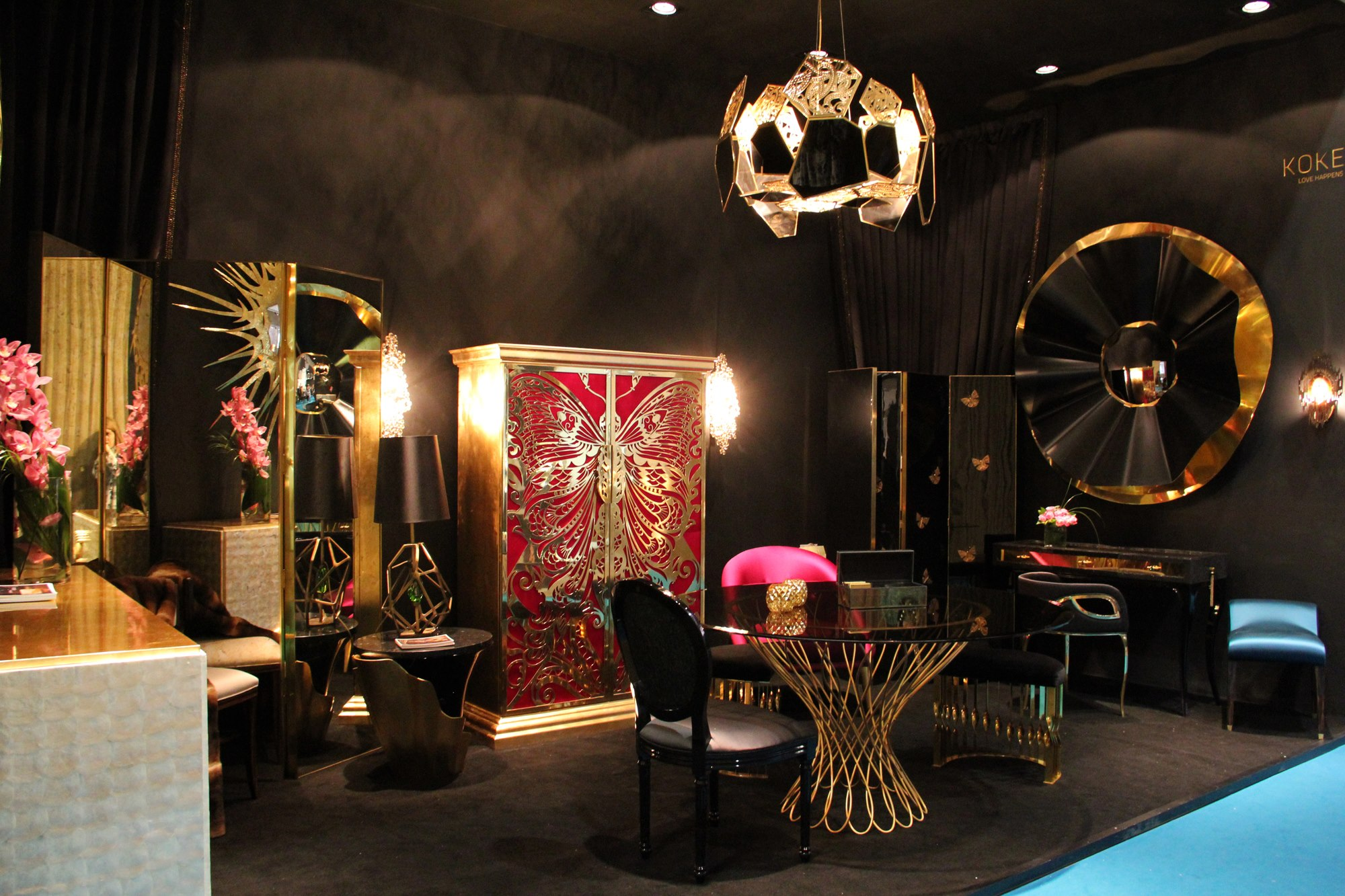 maison et objet paris best exhibitors from sc nes d 39 interi ur. Black Bedroom Furniture Sets. Home Design Ideas