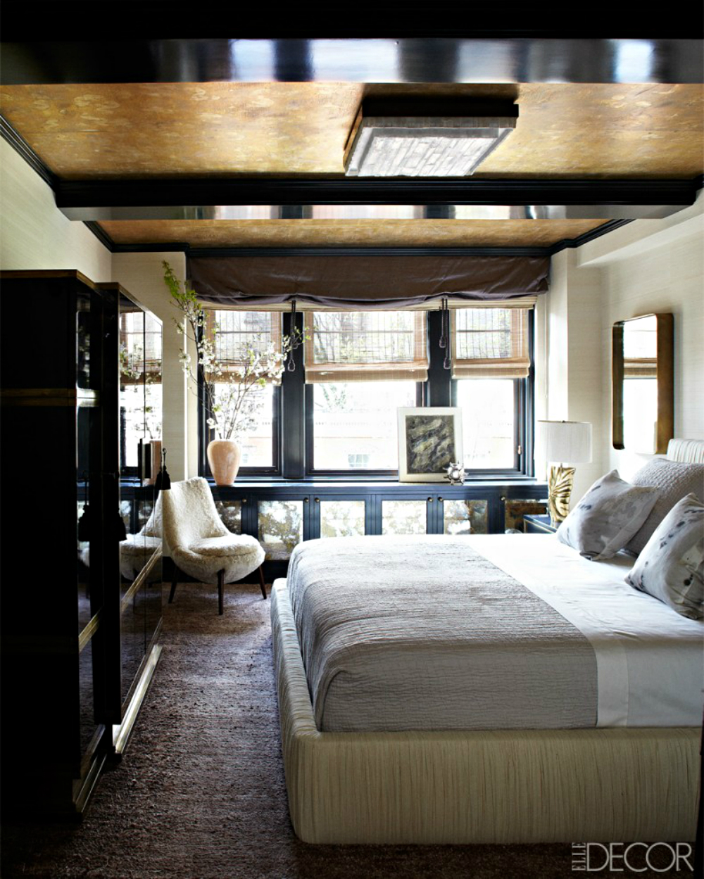 5 celebrity bedrooms that will blow your mind for Celebrity bedroom ideas