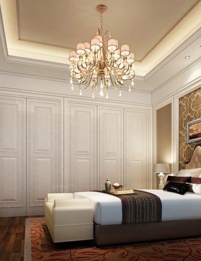 bedroom-chandelier-lighting