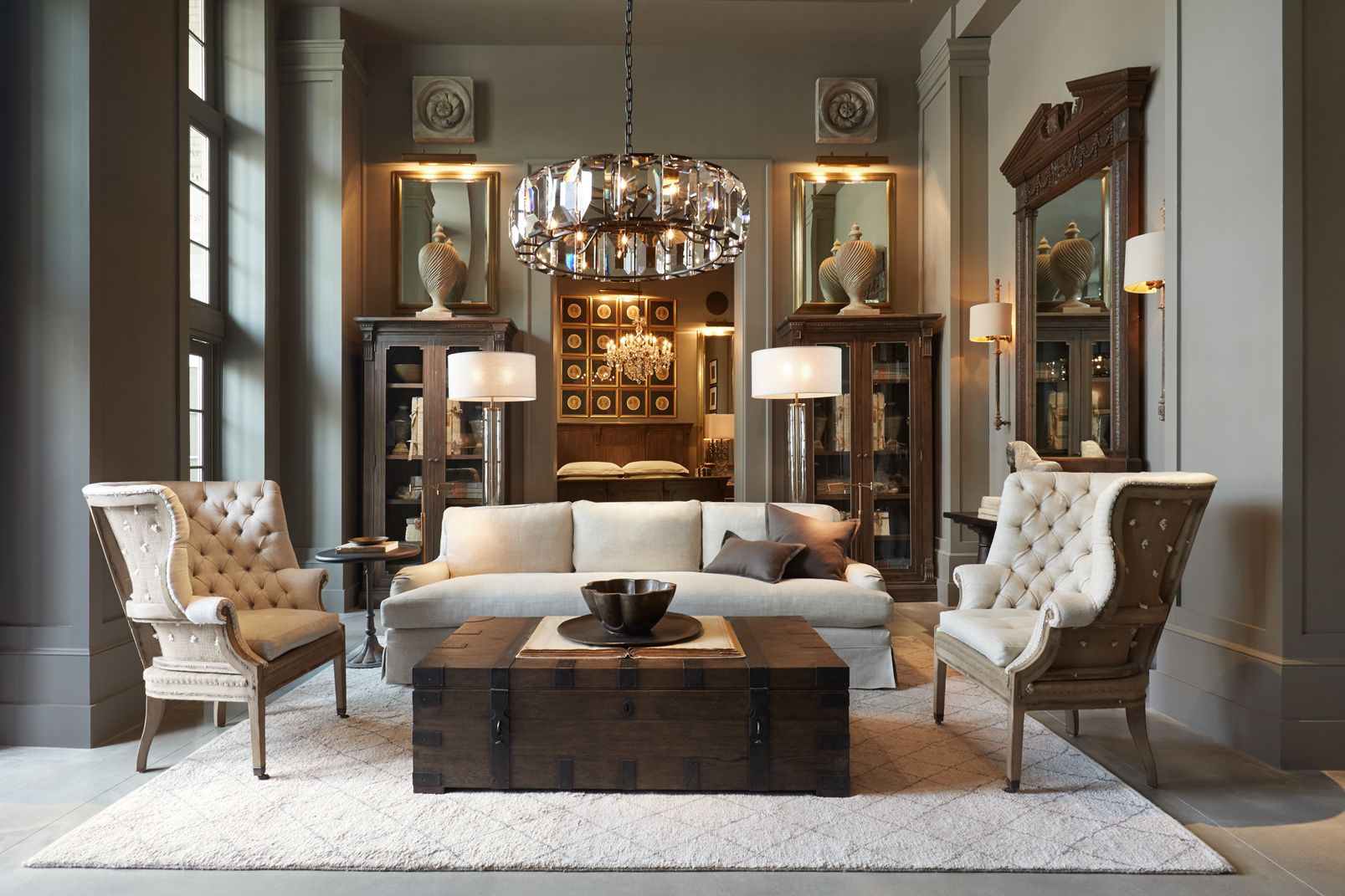 Restoration Hardware Dining Rooms The 5 Most Expensive Furniture Brands In The World