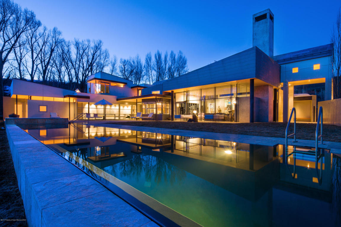 Top 10 incredible modern houses in the united states Modern house company