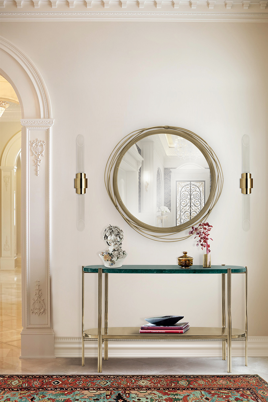 9 Entryway Ideas to Transform Your Home into a Luxury Paradise
