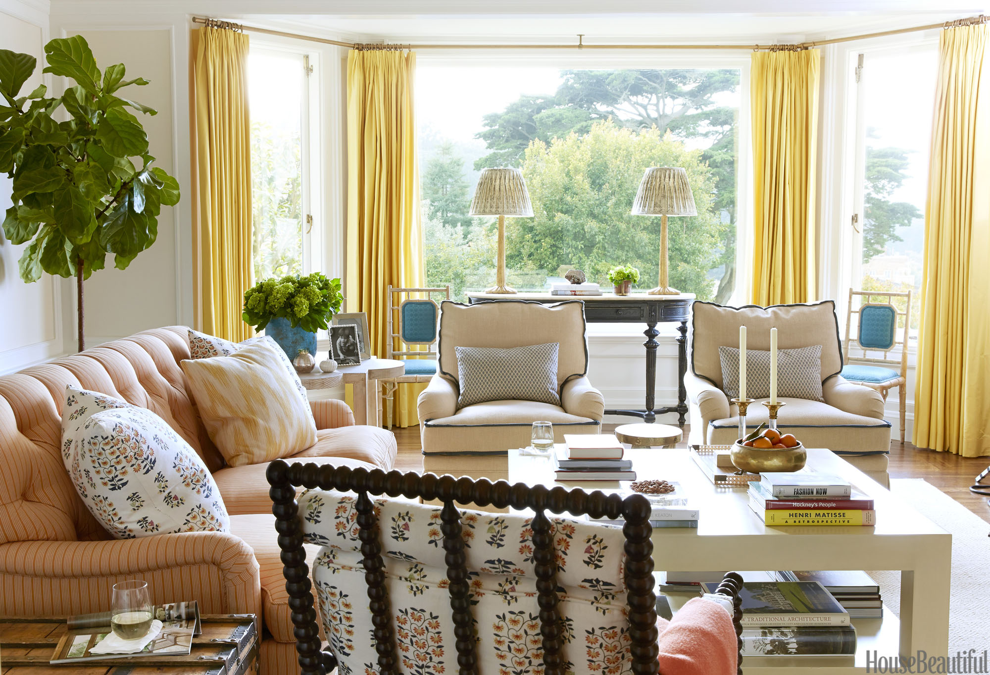 10 living room decoration ideas you will want to have for Yellow living room decorating ideas