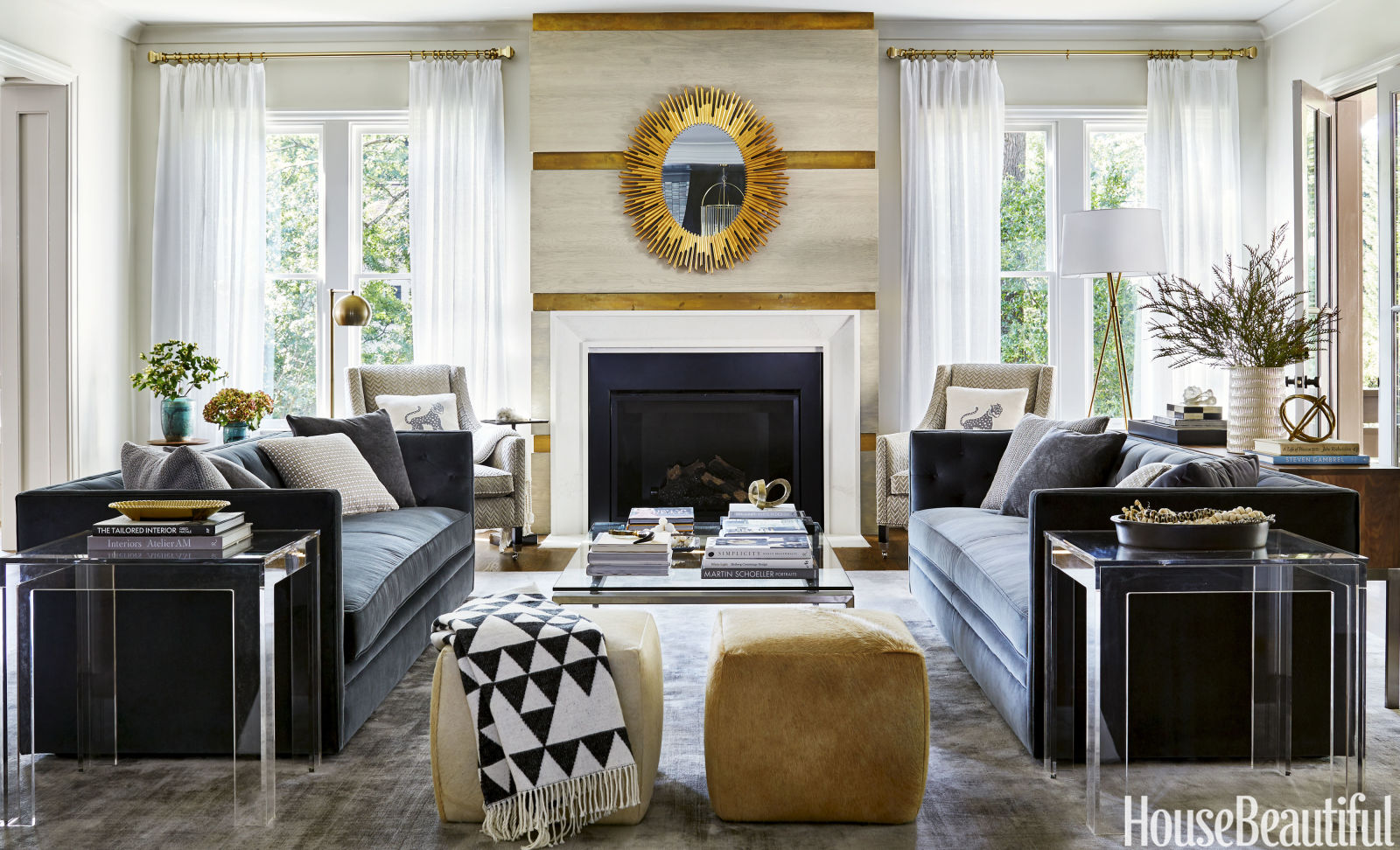10 living room decoration ideas you will want to have for for Pics of living rooms