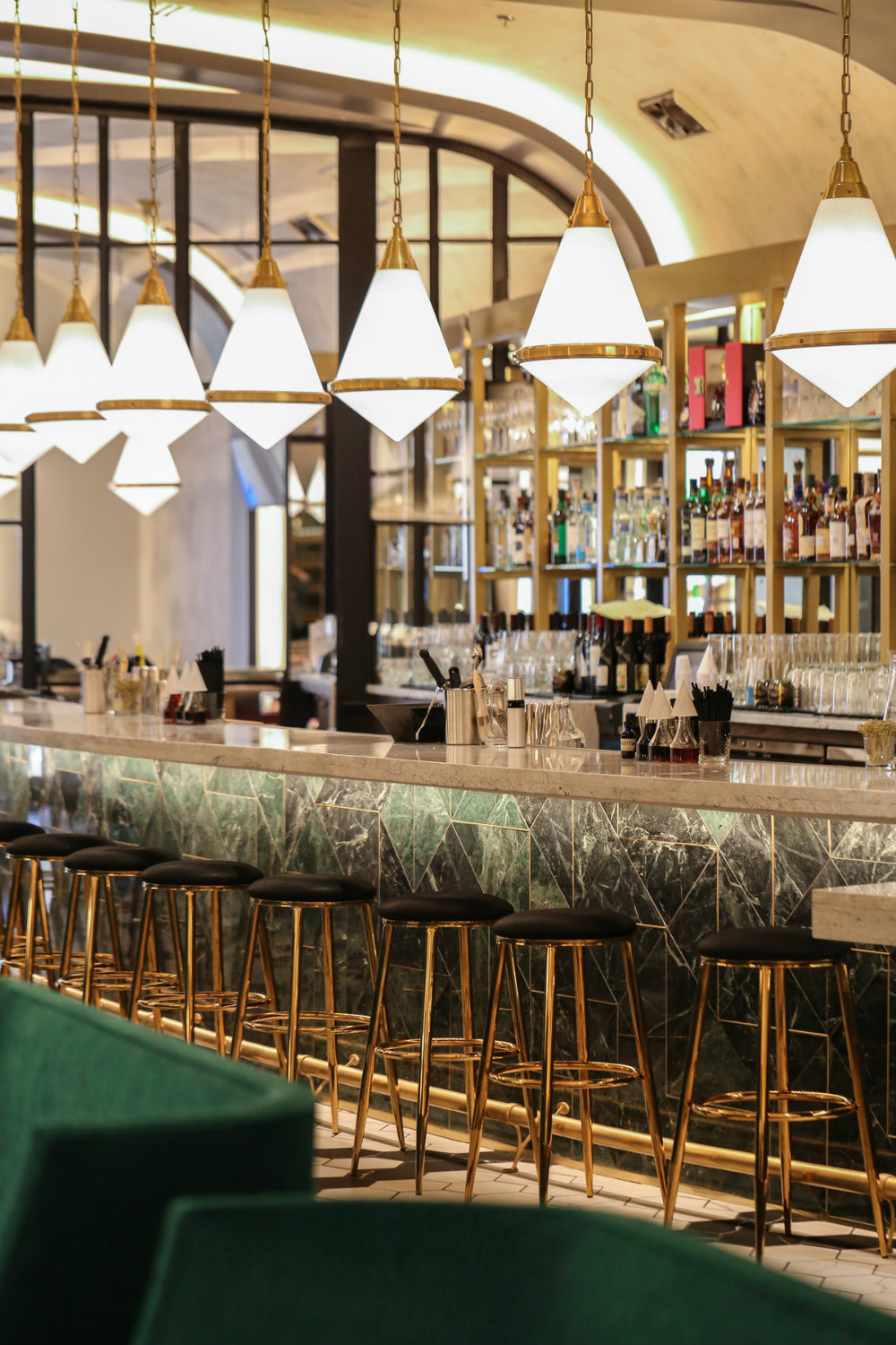 Luxury bar lighting ideas