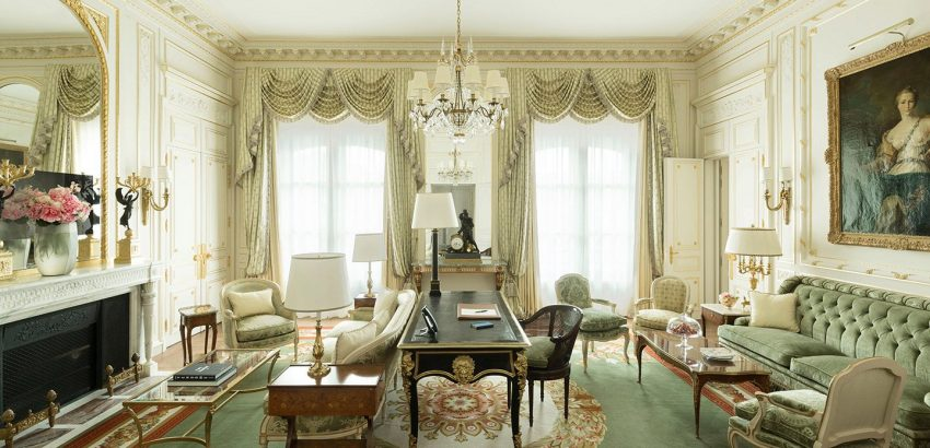 10 Things You Didnu0027t Know About The Luxury Hotel Ritz Paris