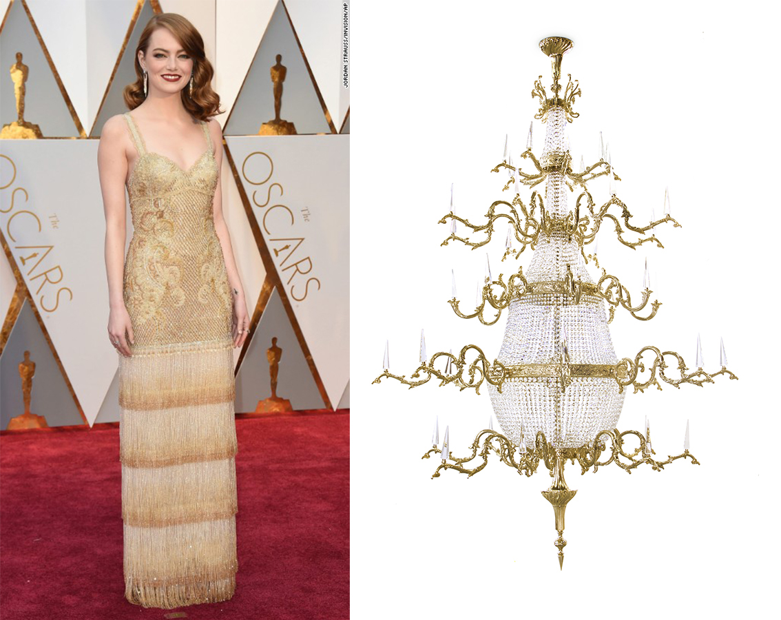 5 Furniture Designs Inspired by Oscars Red Carpet 2017 oscars red carpet 2017 5 Furniture Designs Inspired by Oscars Red Carpet 2017 5 Furniture Designs Inspired by Oscars Red Carpet 2017
