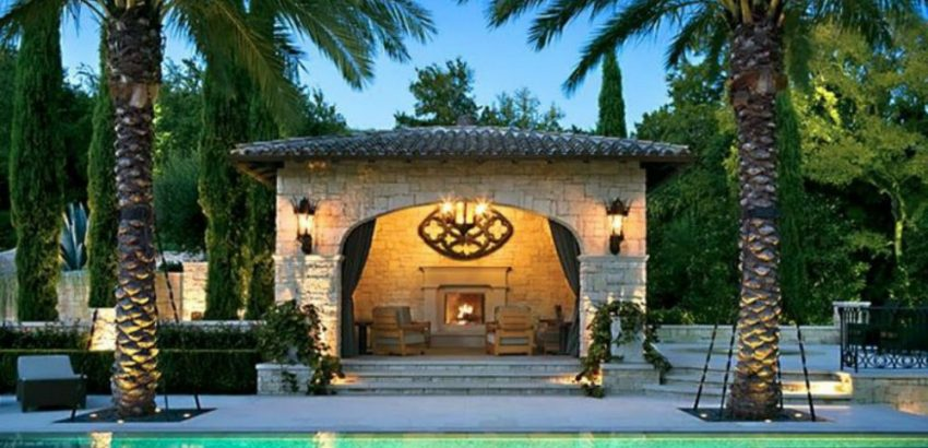 7 Outdoor Luxury Design Ideas