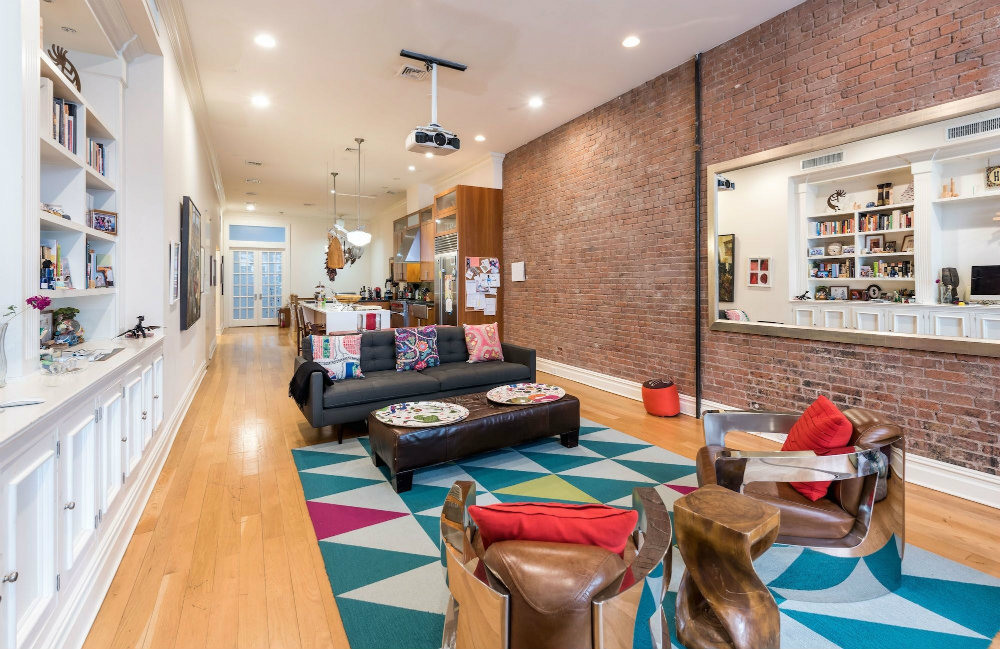 Gwyneth Paltrow's Tribecca Townhouse is up for Sale 04 Gwyneth Paltrow's Tribecca Townhouse Celebrity Homes : Gwyneth Paltrow's Tribecca Townhouse is up for Sale Gwyneth Paltrow   s Tribecca Townhouse is up for Sale 04