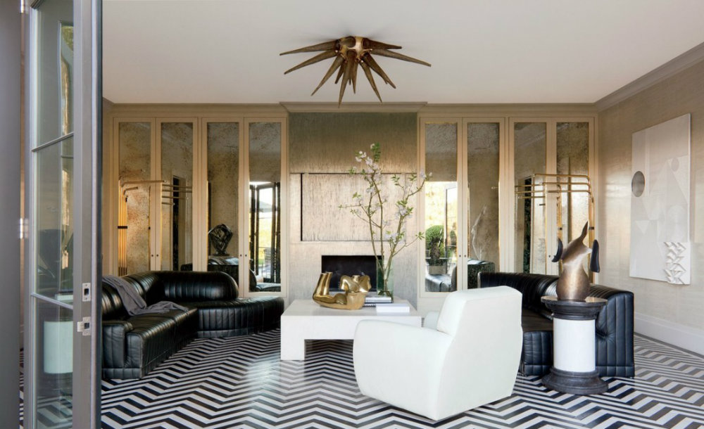 Discover the work of 5 top interior designers for Famous interior designers