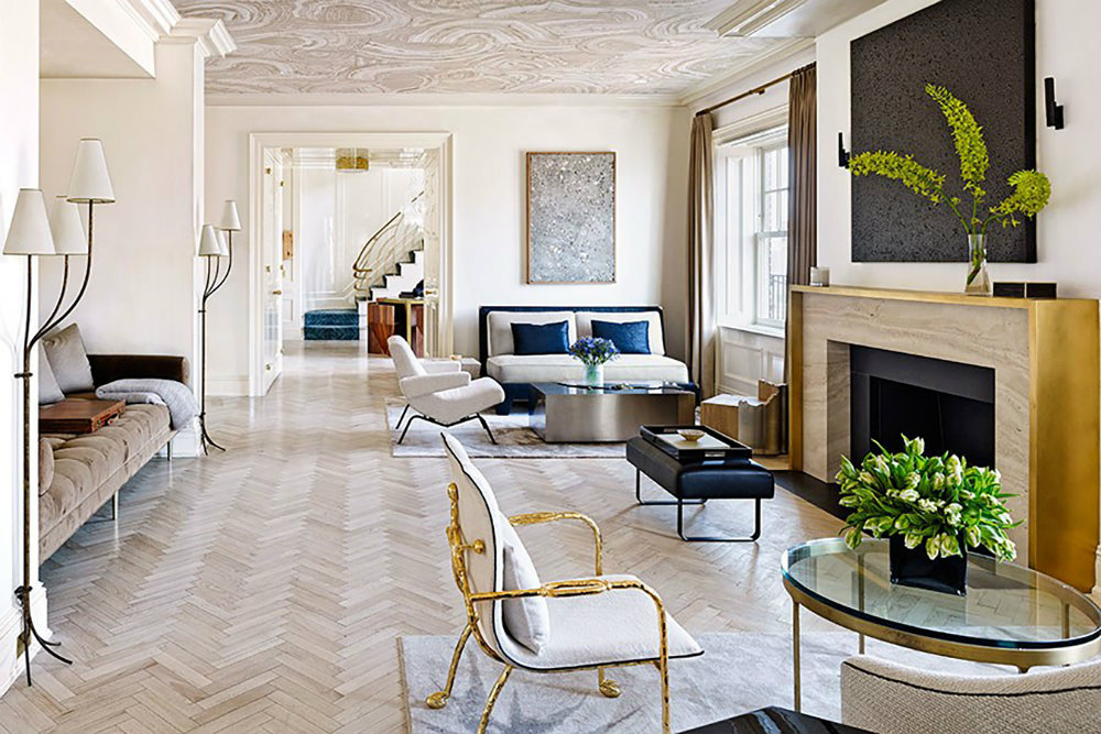 Discover the work of 5 top interior designers for Top 10 interior design blogs