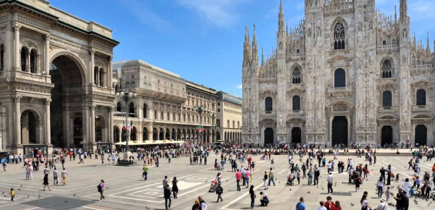 Top 10 things to do in milan for Places to go in milan