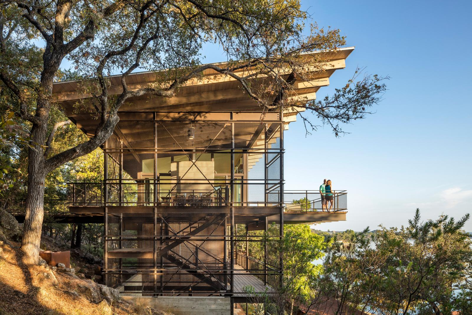 The 10 best residential architecture projects in the for Best house design of the year