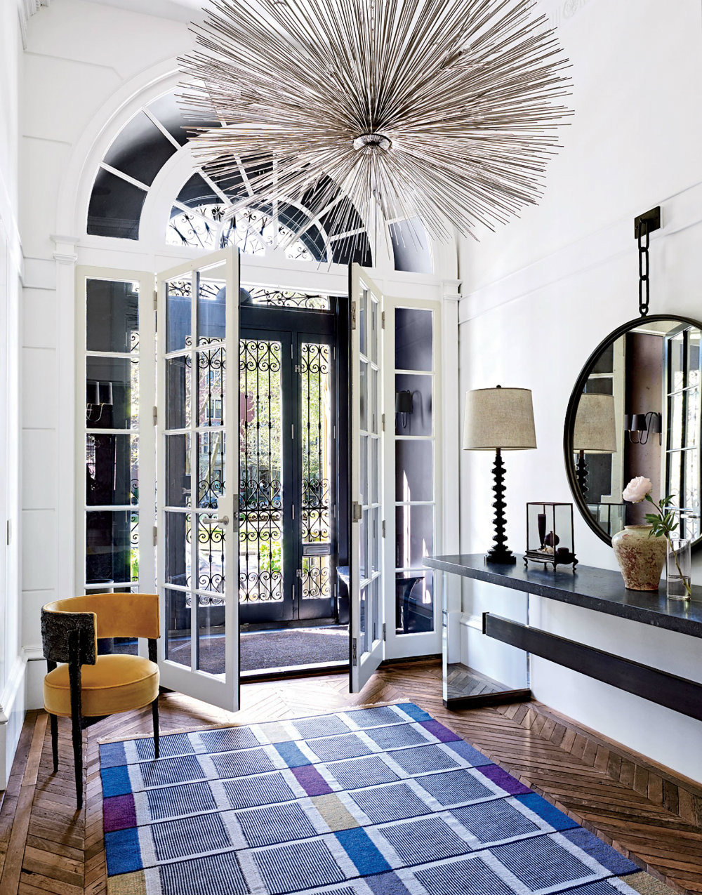 7 Elegant Entryways for the Home of Your Dreams