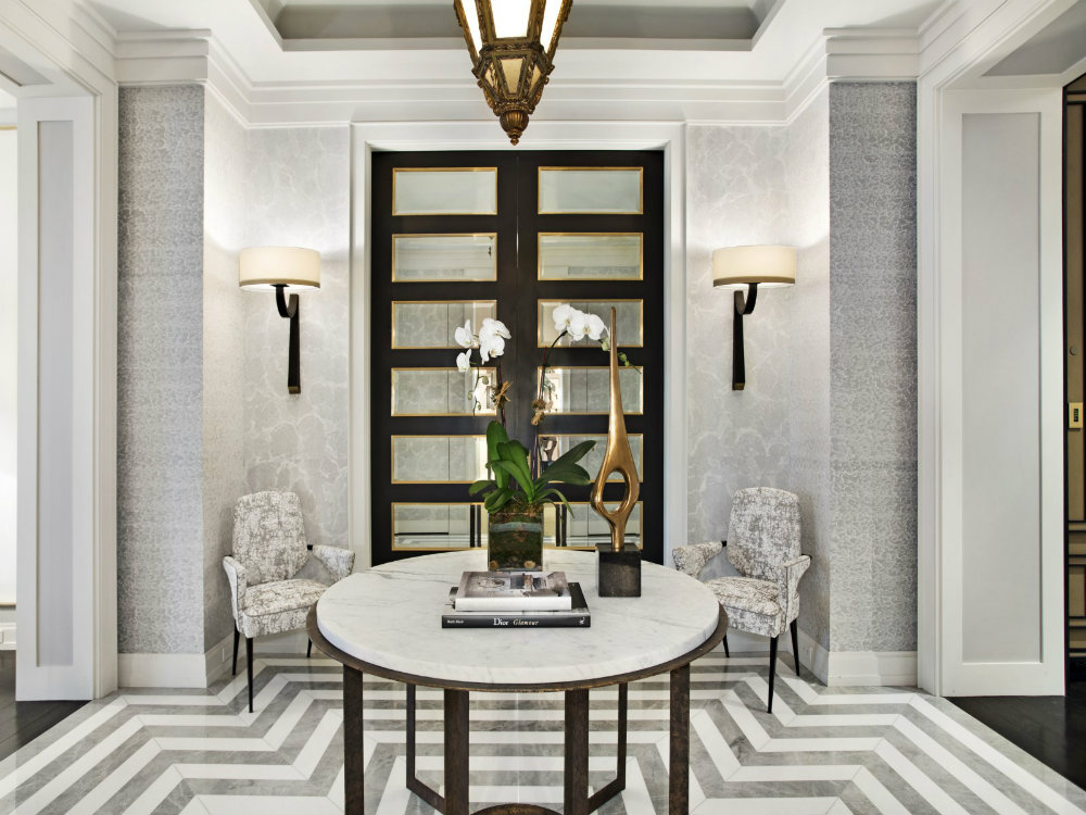 Elegant Entryways 7 elegant entryways for the home of your dreams