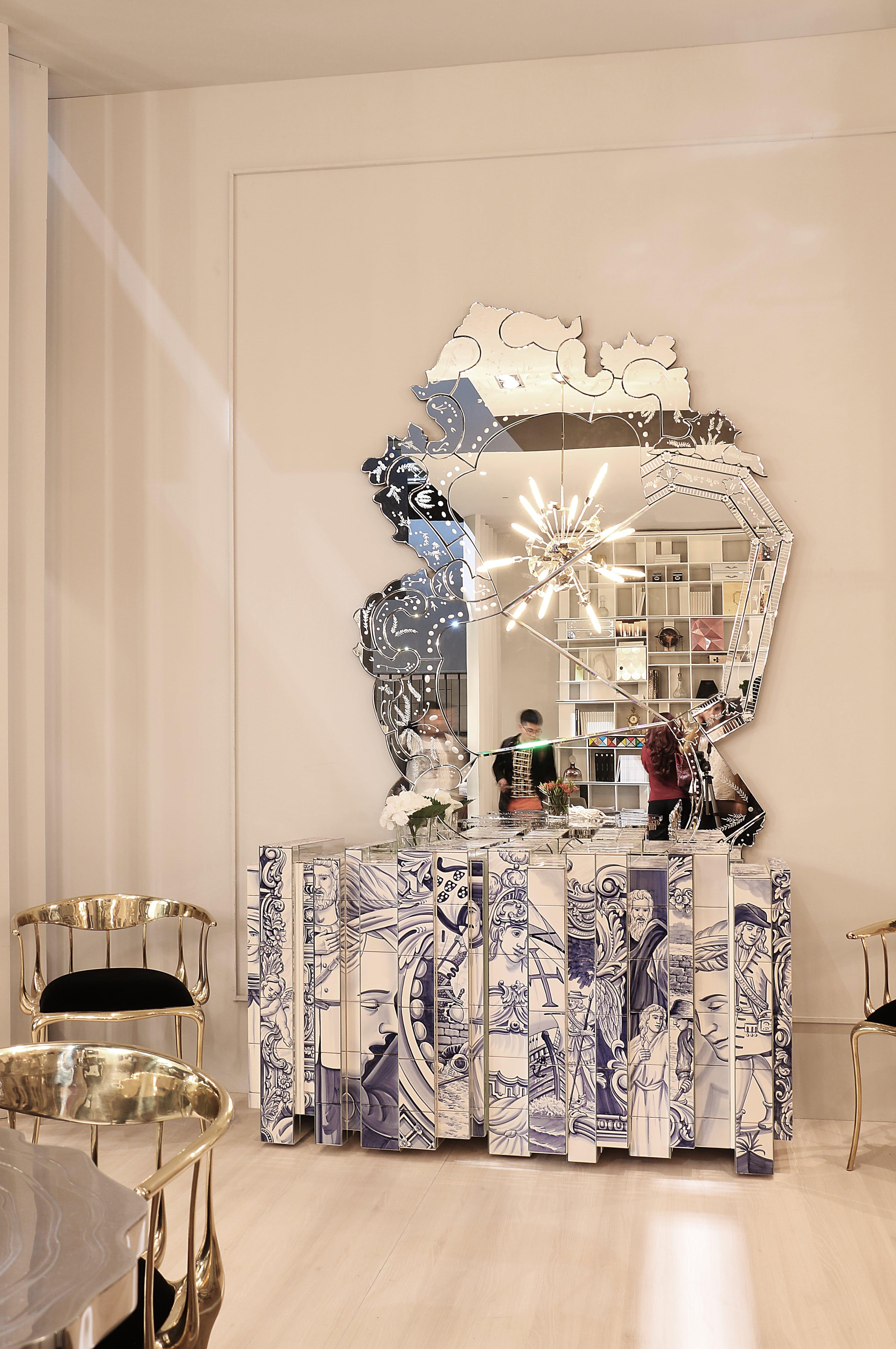 The Best Mirror Designs at Salone Del Mobile salone del mobile 2017 The Best Mirror Designs at Salone Del Mobile 2017 Best Wall Mirrors at Salone del Mobile Milano 2017 11 min