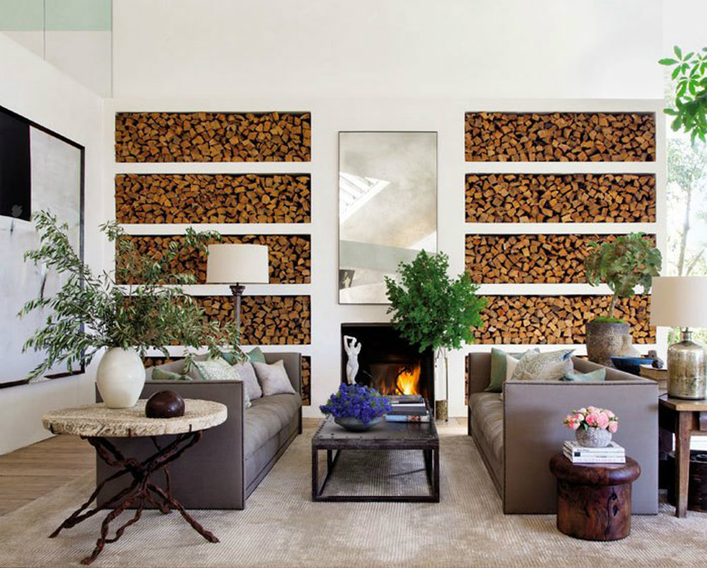 Celebrity homes 10 stunning living rooms for Stunning living rooms