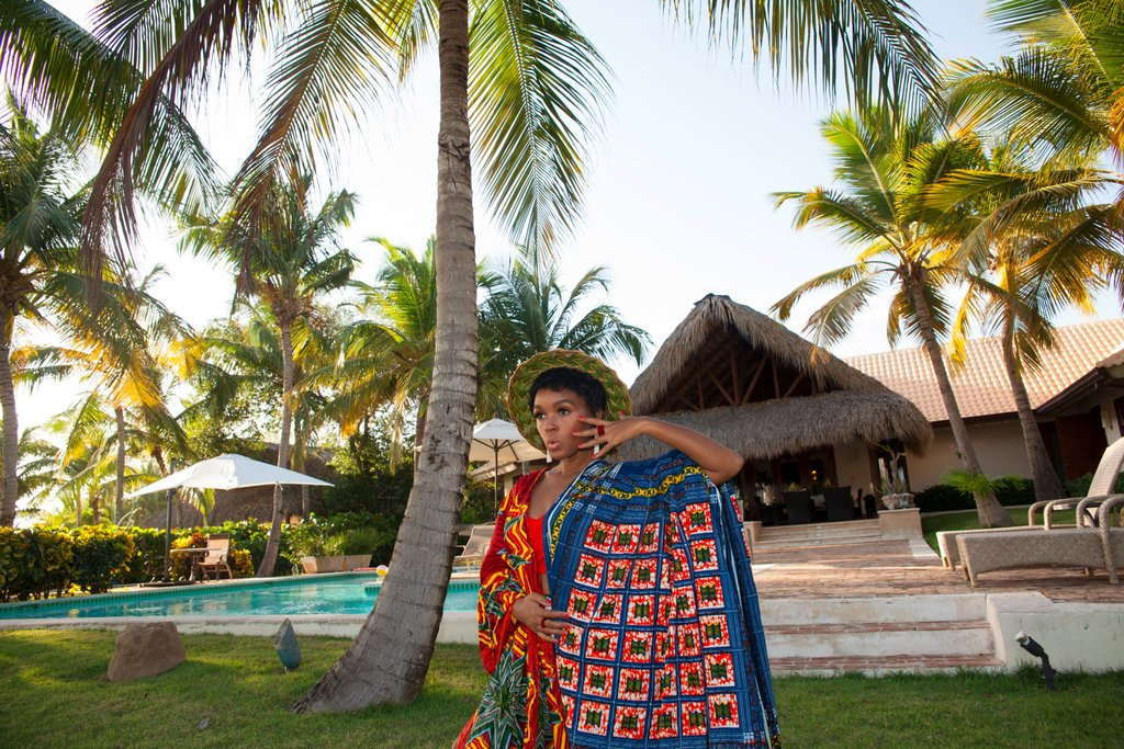 Janelle Monae Rents Luxury Villa in Punta Cana for Holidays janelle monae Janelle Monae Rents Luxury Villa in Punta Cana for Holidays Janelle Monae Rents Luxury Villa in Punta Cana for Holidays 2