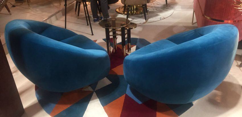 The Pantone Colors of 2018 you Can Find at iSaloni Milano 2017
