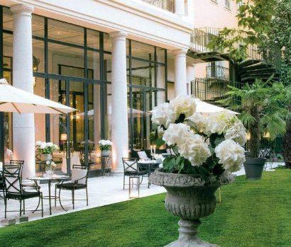 Saloni 2017 Best Luxury Hotels in Milan