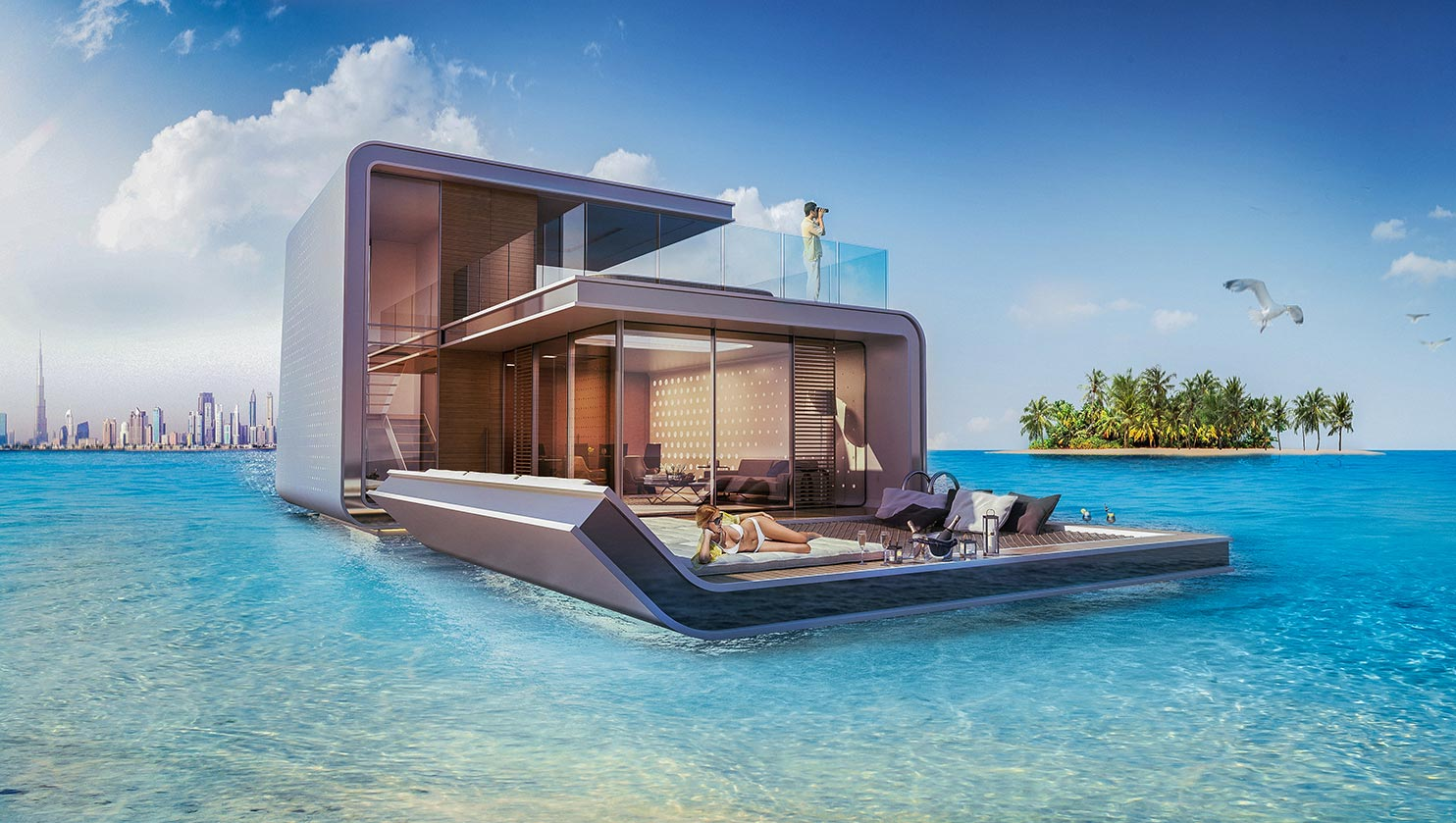 5 Unique Floating Homes For a Luxurious Lifestyle floating homes 5 Unique Floating Homes For a Luxurious Lifestyle 5 Unique Floating Homes For a Luxurious Lifestyle