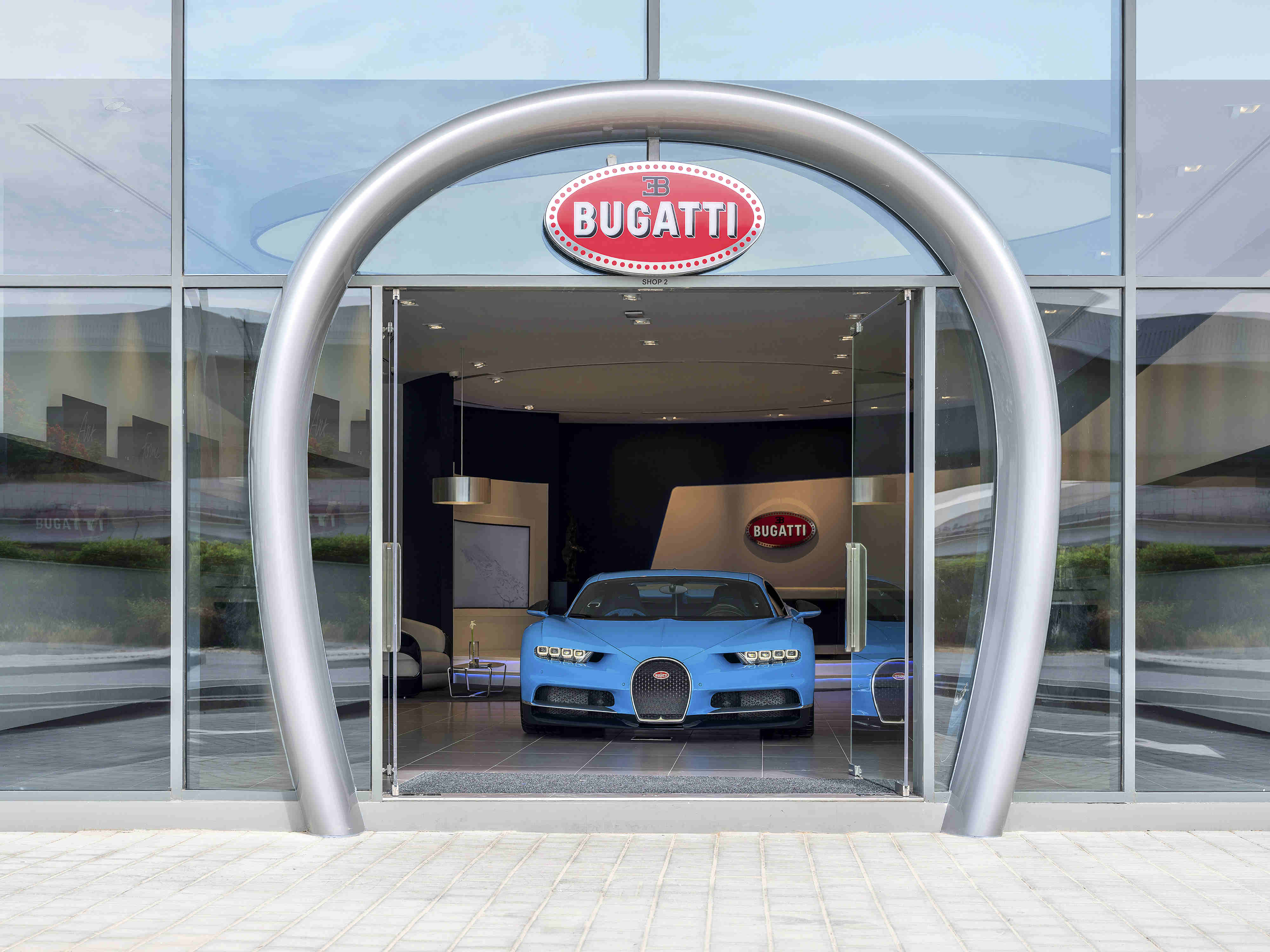 Bugatti Showroom in Dubai Happens To Be The Brand's Largest bugatti showroom in dubai Bugatti Showroom in Dubai Happens To Be The Brand's Largest Bugatti Showroom in Dubai Happens to be The worlds Largest 5