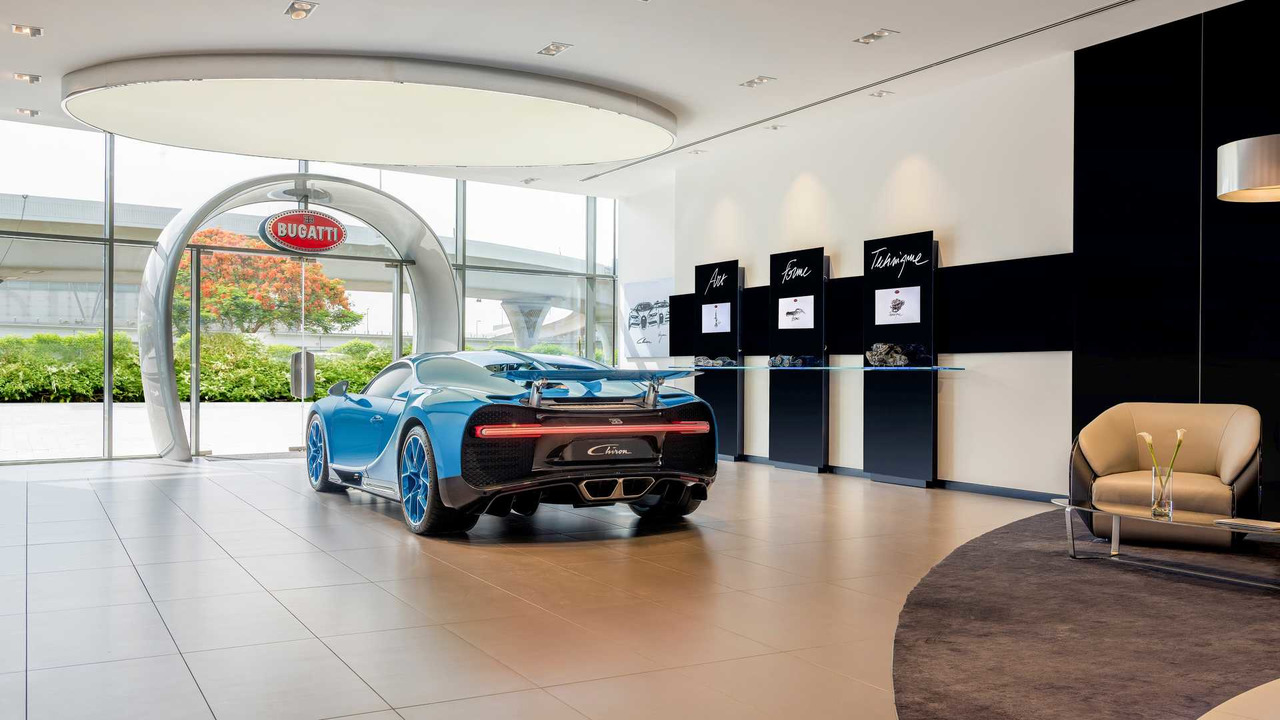 Bugatti Showroom in Dubai Happens To Be The Brand's Largest bugatti showroom in dubai Bugatti Showroom in Dubai Happens To Be The Brand's Largest Bugatti Showroom in Dubai Happens to be The worlds Largest