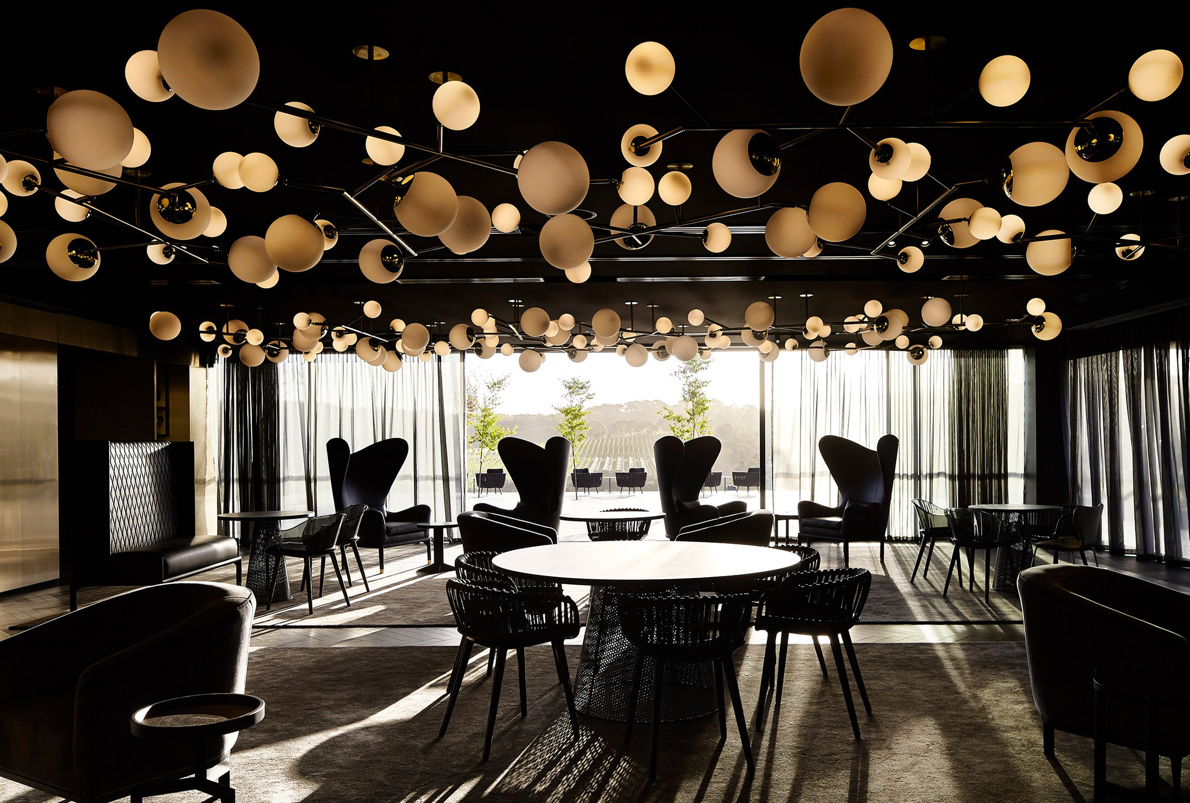 Carr Design Studio Creates Art-filled Luxury Hotel in Australia