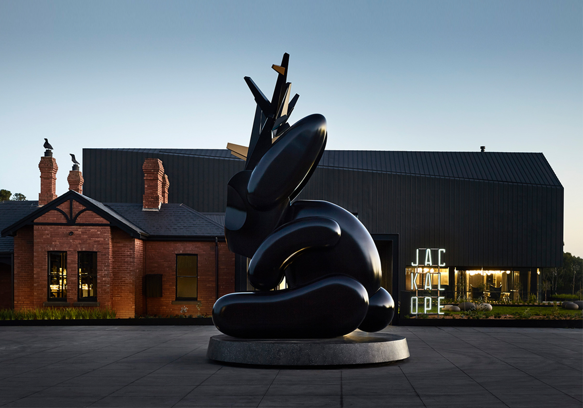 carr design studio Carr Design Studio Creates Art-filled Luxury Hotel in Australia Carr designs Art filled Luxury Hotel in Australia