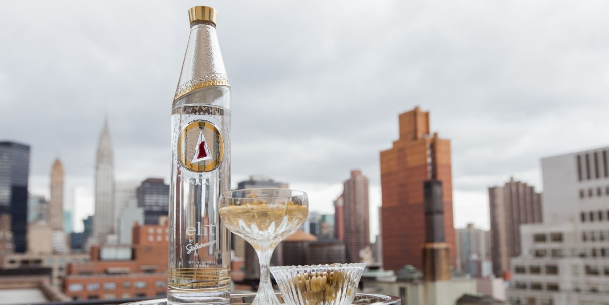 Meet the $5000 Worth Martini Bottle