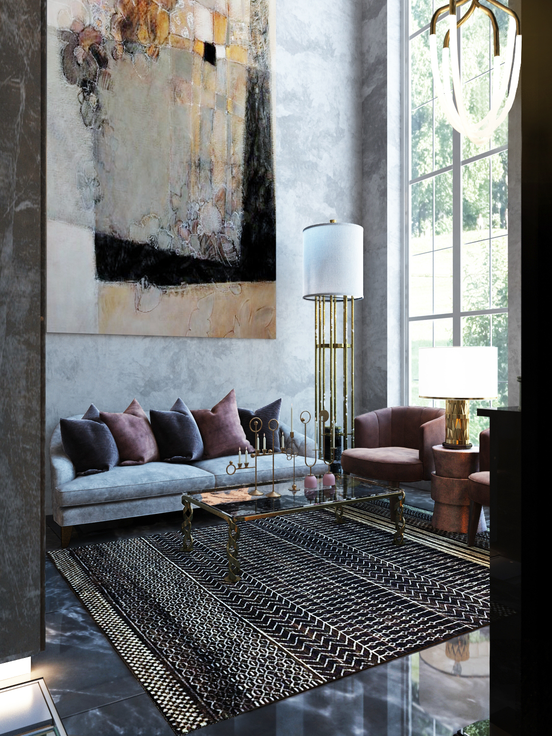 Rosko Design Newest Project Features Traditional Yet Modern Interior rosko design Rosko Design Newest Project Features Traditional Yet Modern Interior Rosko Design Newest Project Features Traditional Yet Modern Interior 7