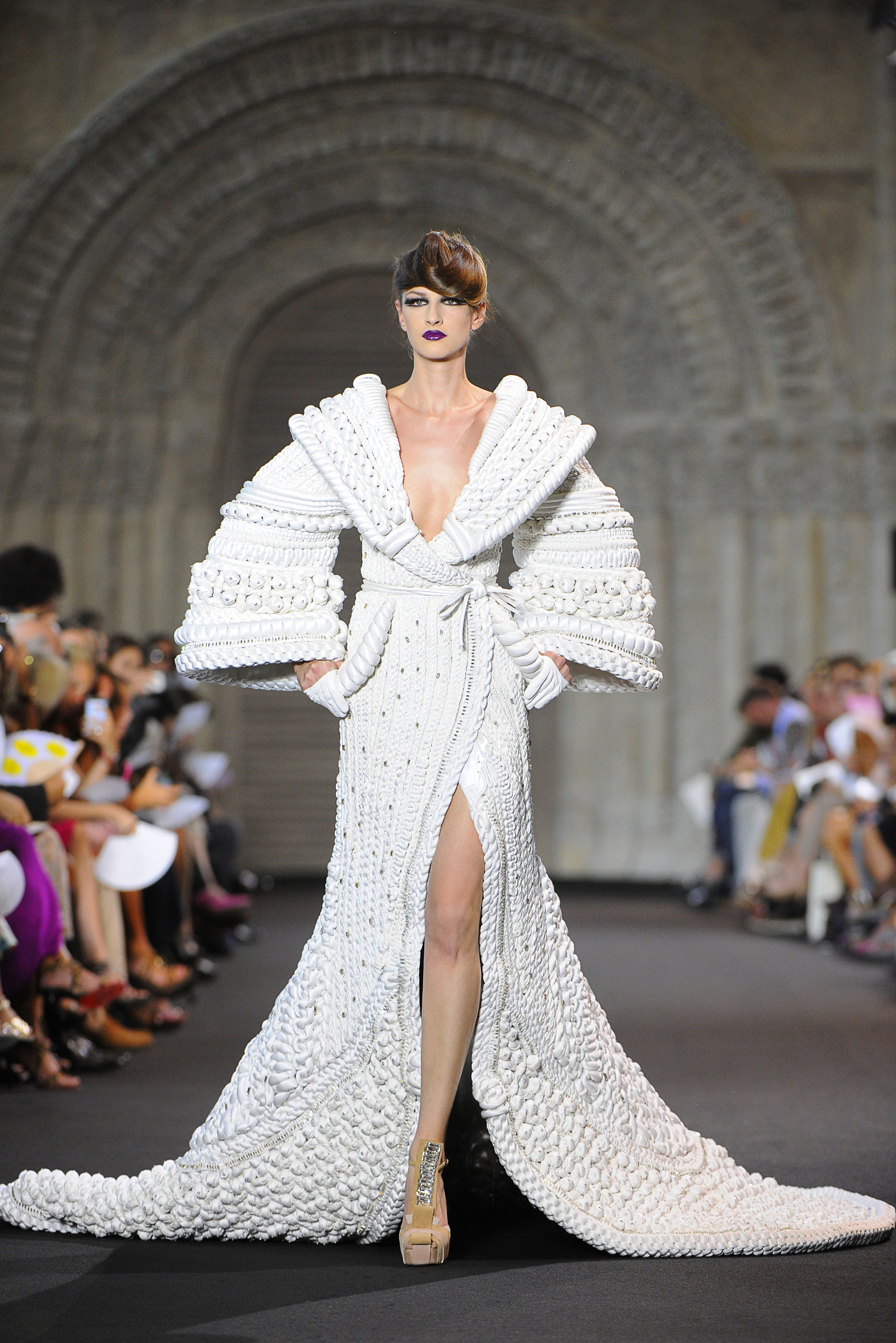 Today 39 s inspiration st phane rolland haute couture for Haute couture today