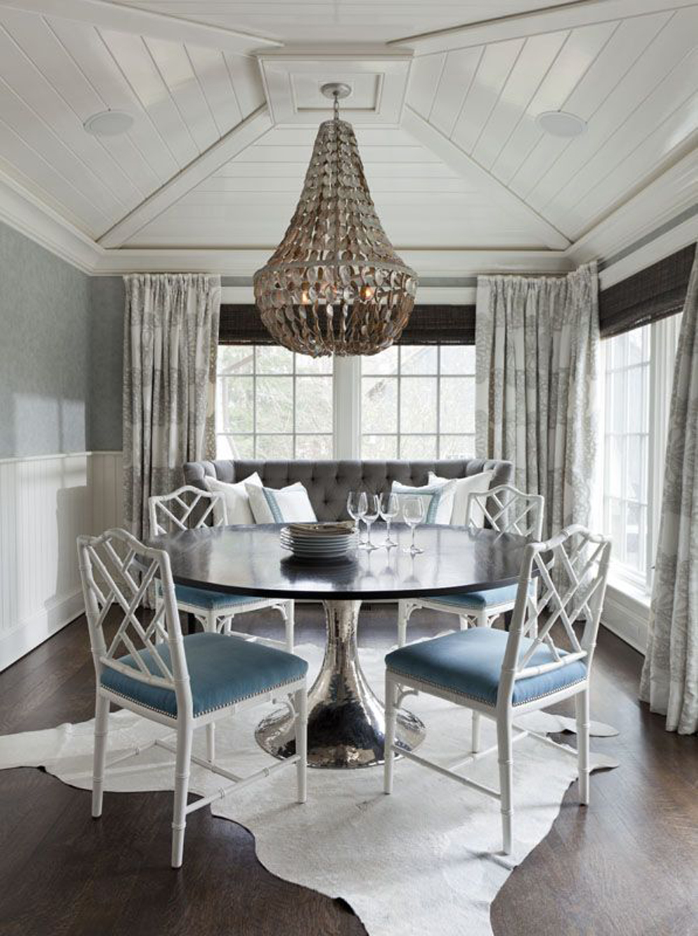 7 Summer Ready Luxury Dining Rooms To Inspire You 02 Luxury Dining Rooms 7  Summer