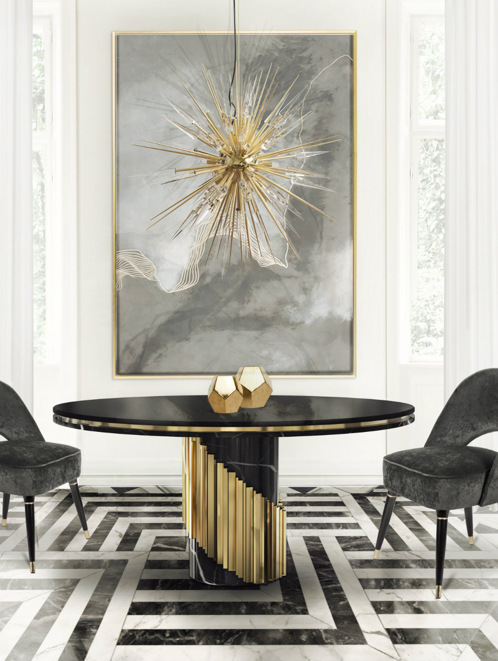 7 Summer-Ready Luxury Dining Rooms To Inspire You 07 luxury dining rooms 7 Summer-Ready Luxury Dining Rooms To Inspire You 7 Summer Ready Luxury Dining Rooms To Inspire You 07