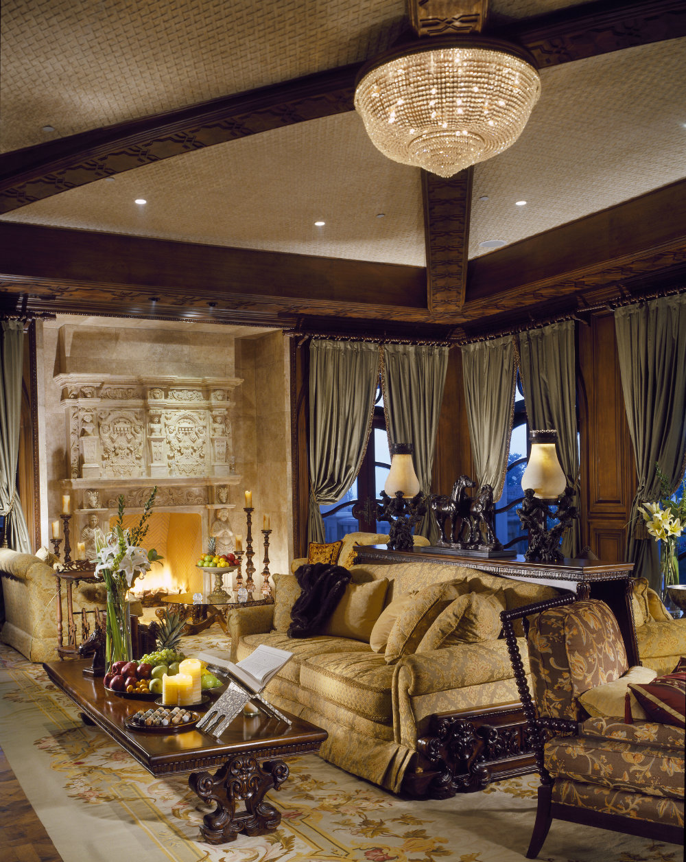 Gigi Hadid's Father Gigi Hadid's Father is Selling an Impressive Mansion for $85 Million Gigi Hadids Father is Selling an Impressive Mansion for 85 Million 10