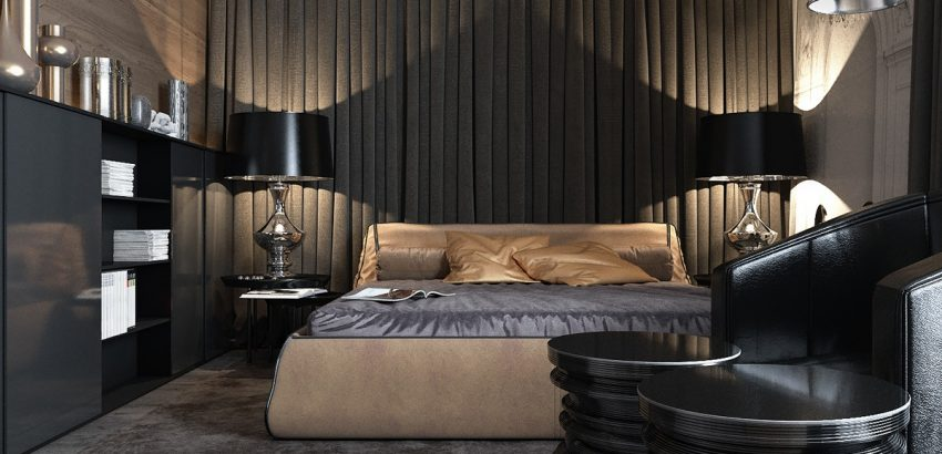 Home Decor Ideas for A Dark And Luxurious Interior