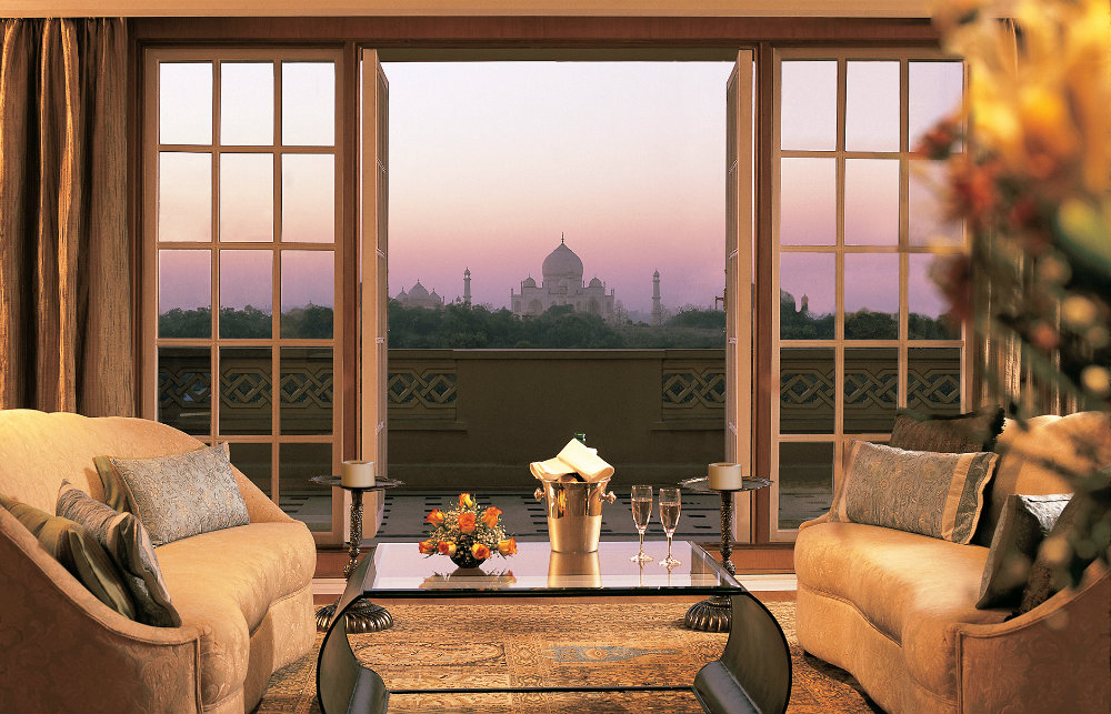 Luxury Travel: The Best Views From Hotel Suites