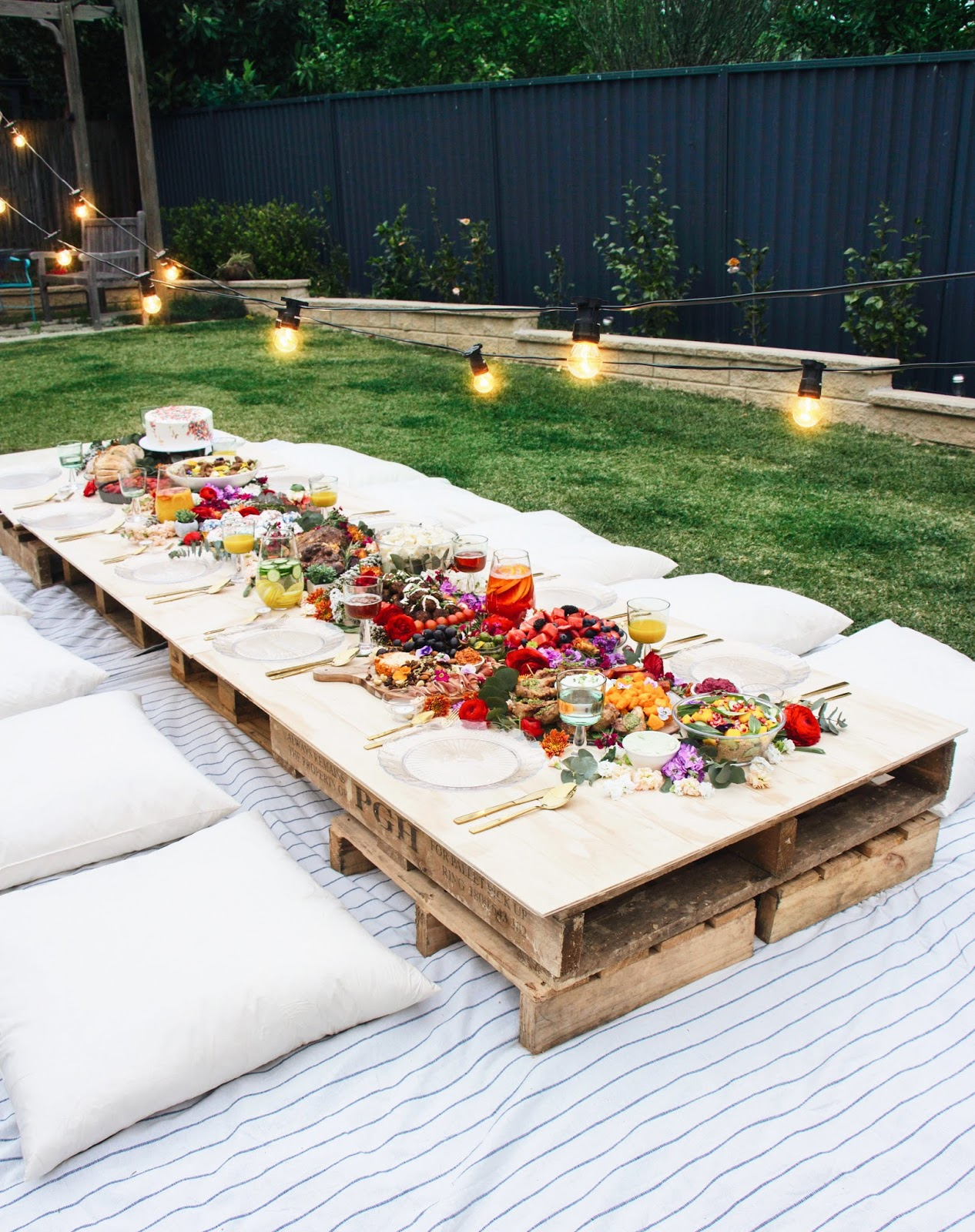 Must-See Backyard Party Ideas for a Relaxing and Luxurious ...