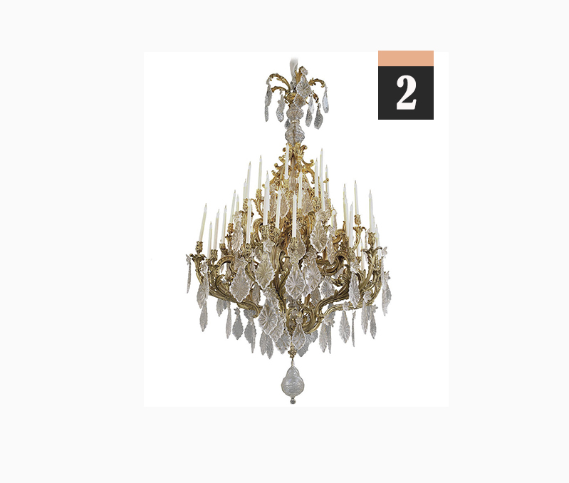 The Most Expensive Lighting Designs In
